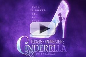 STAGE TUBE: New TV Spot Released for Broadway-Bound CINDERELLA
