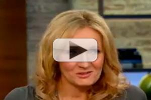 VIDEO: Author J.K. Rowling Visits CBS THIS MORNING