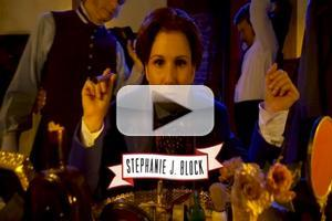 STAGE TUBE: A Backstage Glimpse at THE MYSTERY OF EDWIN DROOD - Stephanie J. Block and More!