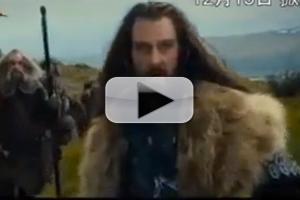 VIDEO: First Look - New International TV Spot for THE HOBBIT