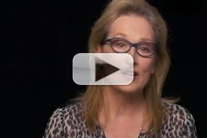 STAGE TUBE: Meryl Streep Support Bill of Reproductive Rights