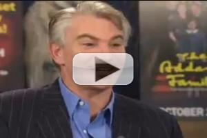 STAGE TUBE: ADDAMS FAMILY's Douglas Sills Talks Costumes, Revisions, and More on NBC5!
