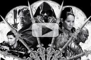 FIRST LOOK: THE MAN WITH IRON FISTS Trailer