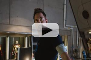 VIDEO: IRON MAN 3 Teaser Trailer Unveiled