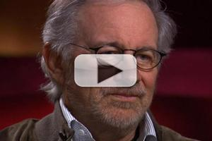 VIDEO: Steven Spielberg Chats LINCOLN on CBS's '60 Minutes'