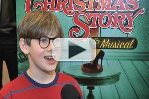 BWW TV: Chatting with the Cast of A CHRISTMAS STORY- Plus a Special Performance Preview!