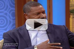 VIDEO: Dennis Haysbert Stops by WENDY WILLIAMS SHOW