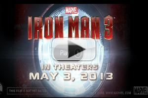 VIDEO: Hot Trailer - IRON MAN 3!