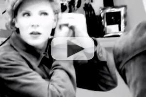 STAGE TUBE: Backstage at the Imperial with the Cast of NICE WORK IF YOU CAN GET IT