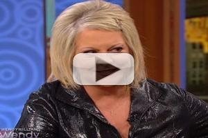 VIDEO: Nancy Grace Visits THE WENDY WILLIAMS SHOW