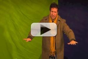 STAGE TUBE: Sneak Peek at The Blank Theatre's THE SANTALAND DIARIES