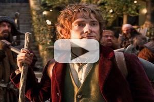 VIDEO: First TV Spot for THE HOBBIT: AN UNEXPECTED JOURNEY