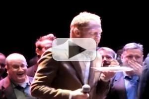 STAGE TUBE: Jesse Tyler Ferguson Gets Birthday Surprise!