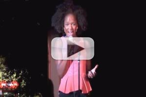 STAGE TUBE: BOOK OF MORMON's Samantha Marie Ware Sings 'Your Daddy's Son' at Broadway Barre