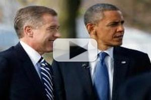 VIDEO: NBC's Brian Williams Interviews President Obama