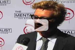 VIDEO: Simon Baker Talks THE MENTALIST's 100th Episode