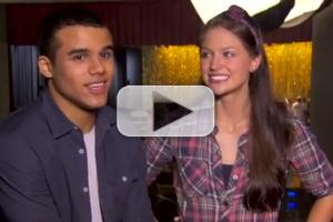 STAGE TUBE: Sneak Peek of GLEE's 'The Role You Were Born To Play' Episode!