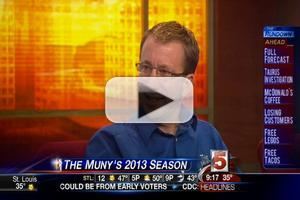STAGE TUBE: The Muny Announces 2013 Season - SHREK, SPAMALOT, MARY POPPINS & More!