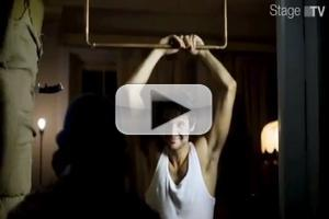 STAGE TUBE: Behind the Scenes with Drew Sarich and More Filming ROCKY - THE MUSICAL Trailer!