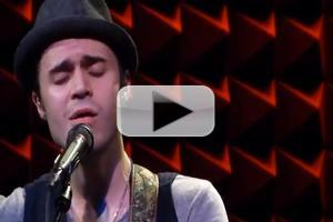 STAGE TUBE: Kris Allen Covers ONCE's 'Falling Slowly' at Joe's Pub