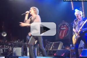 VIDEO: Rolling Stones Play Impromptu Gig at Paris Club