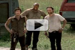 VIDEO: Sneak Peek - Next Episode of AMC's THE WALKING DEAD