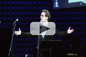 STAGE TUBE: Brian d'Arcy James Reads Mark Twain's 'A Presidential Candidate'