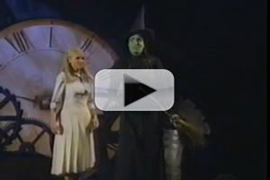 STAGE TUBE: On This Day 10/30- WICKED