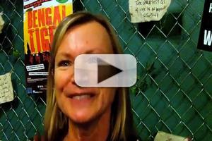 STAGE TUBE: Audience Members React to BENGAL TIGER AT THE BAGHDAD ZOO at BCA Plaza Theatre