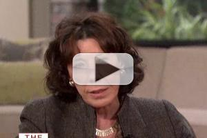 VIDEO: Broadway Vet Lily Tomlin Visits CBS's THE TALK