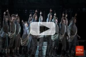 STAGE TUBE: NEWSIES Unveils 'The World Will Know' Wall!