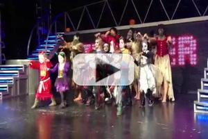 BWW TV: Holmleigh Primary School Students' Perform Zombie Dance at THRILLER LIVE