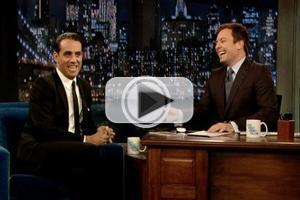 VIDEO: Bobby Cannavale Visits NBC's JIMMY FALLON