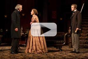 BWW TV: Sneak Peek of Jessica Chastain, Dan Stevens & More in  THE HEIRESS; Full Performance Highlights!