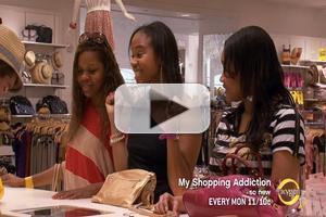 VIDEO: Sneak Peek - Oxygen's MY SHOPPING ADDICTION, Airing 11/12