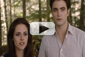 VIDEO: MTV Airs Exclusive TWILIGHT: BREAKING DAWN PART 2 Clip