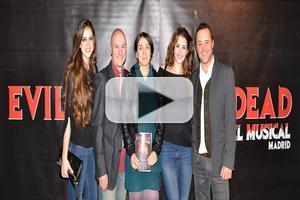 BWW TV: Noche de Estreno - Evil Dead El Musical (Kinépolis Madrid)