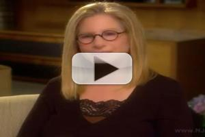 STAGE TUBE: Barbra Streisand Urges Jewish Voters to Support President Obama