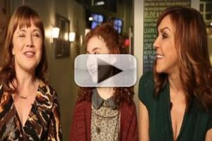 VIDEO: Three Generations of ANNIES Come Together on KATIE