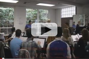 STAGE TUBE: Sneak Peek at Rehearsals of Goodspeed's THE GREAT AMERICAN MOUSICAL
