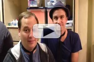STAGE TUBE: THE BOOK OF MORMON's Gavin Creel and Jared Gertner Announce Backstage Experience!