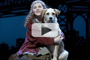 BWW TV: Sneak Peek of Katie Finneran, Anthony Warlow & Lilla Crawford in ANNIE- Performance Highlights!