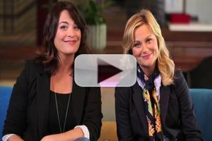 VIDEO: Amy Poehler Endorses Barack Obama