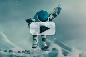 VIDEO: First Look - Trailer for ESCAPE FROM PLANET EARTH