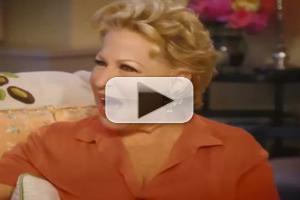 VIDEO: Sneak Peek - Bette Midler Visits OPRAH'S NEXT CHAPTER, 11/11