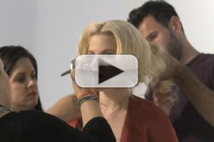 STAGE TUBE: Behind the Scenes of Megan Hilty's VEGAS Cover Shoot