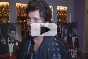 BWW TV: Billy Ray Cyrus Joins CHICAGO; Chatting with the Cast on His Opening Night!