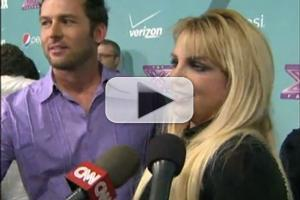 VIDEO: Britney Spears 'Definitely' Returning to THE X FACTOR Next Year