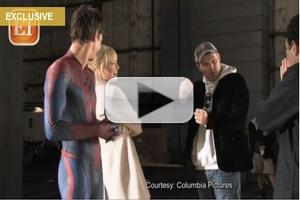 VIDEO SPECIAL: Andrew Garfield, Emma Stone's Screen Test for AMAZING SPIDERMAN