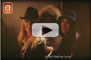 VIDEO PREVIEW: Behind-the-Scenes of Faith Hill's Newest Music Video